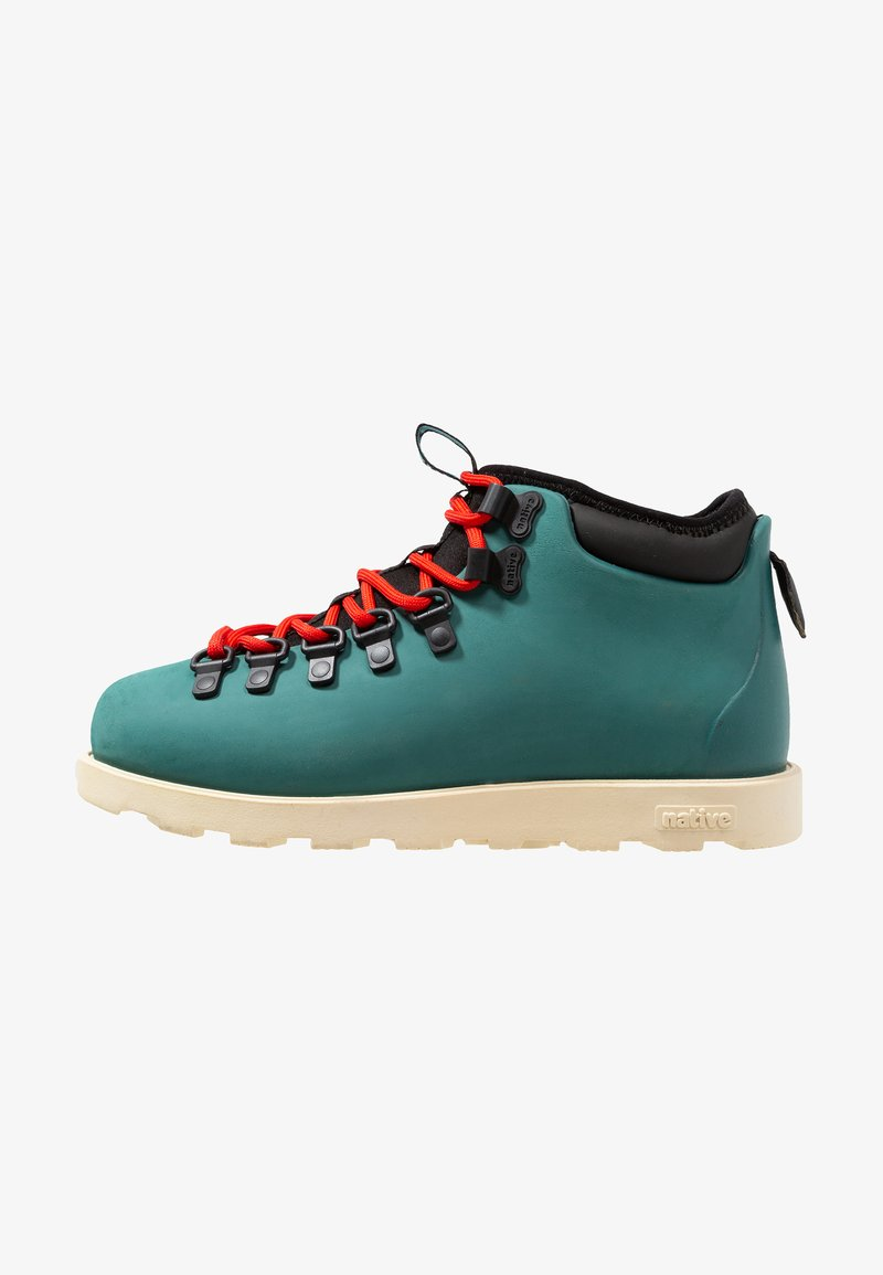 Native - FITZSIMMONS  - Schnürstiefelette - shade green/bone white