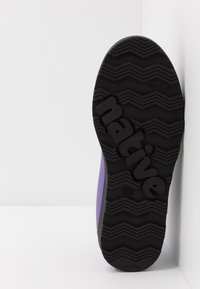 Native - FITZSIMMONS CITYLITE - Lace-up ankle boots - ultra violet/ jiffy black - 4