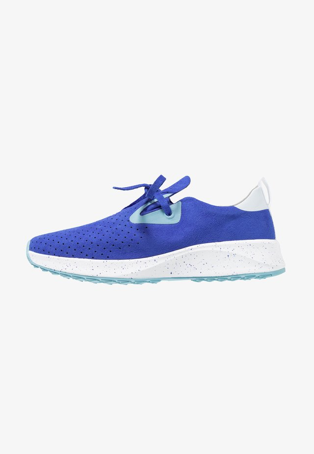 Sneakers laag - uv blue/shell white