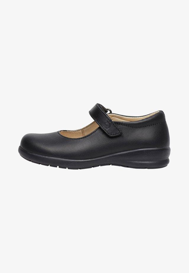 CATANIA - Chaussures premiers pas - black