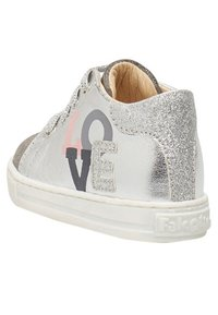 Naturino - Chaussures premiers pas - silver - 3