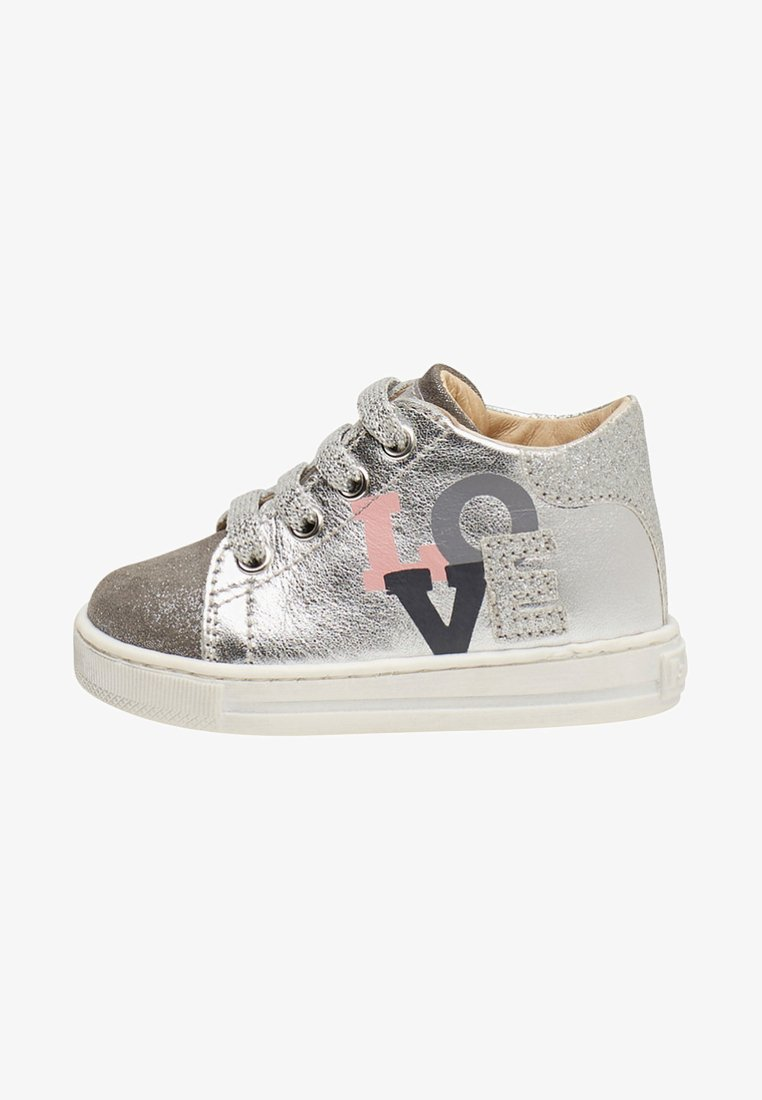 Naturino - Chaussures premiers pas - silver