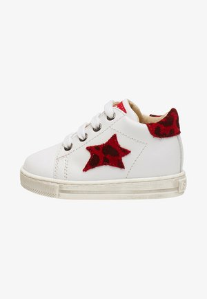 SASHA - Chaussures premiers pas - white
