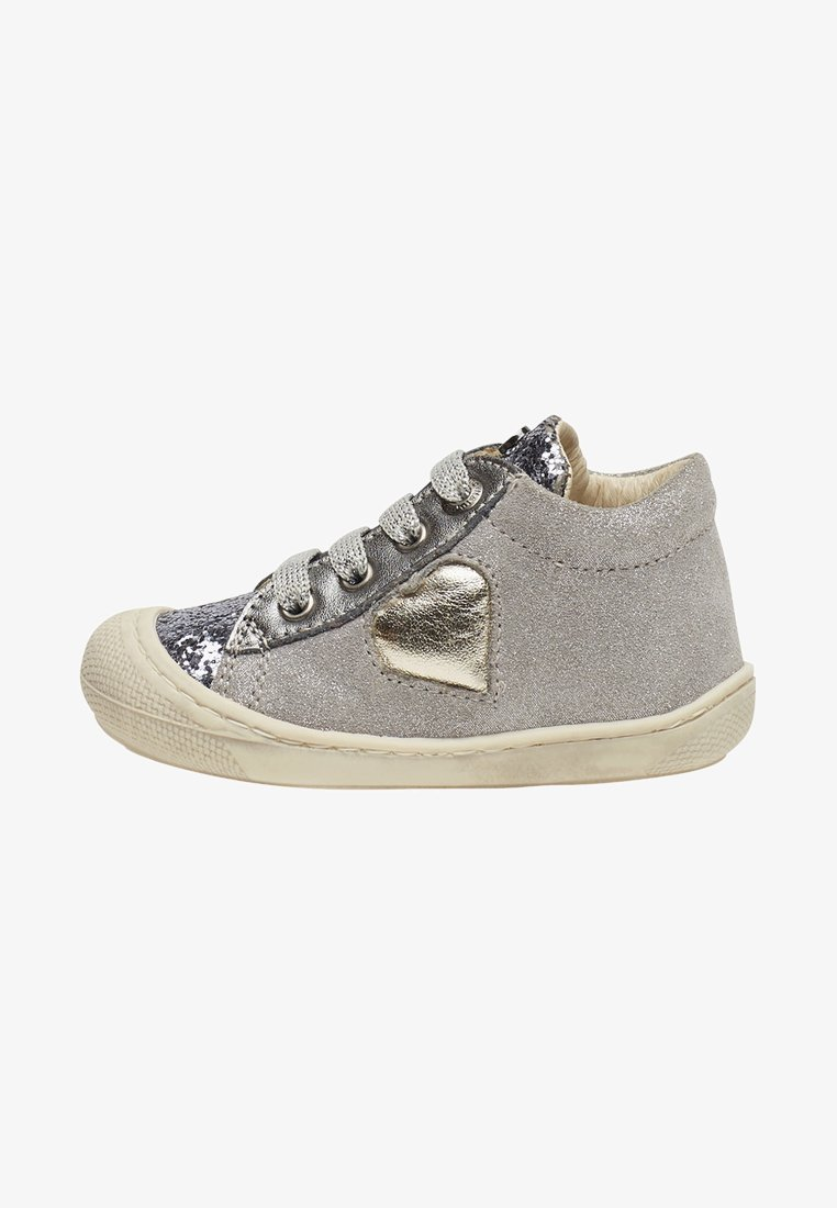 Naturino - JODY - Chaussures à lacets - silver