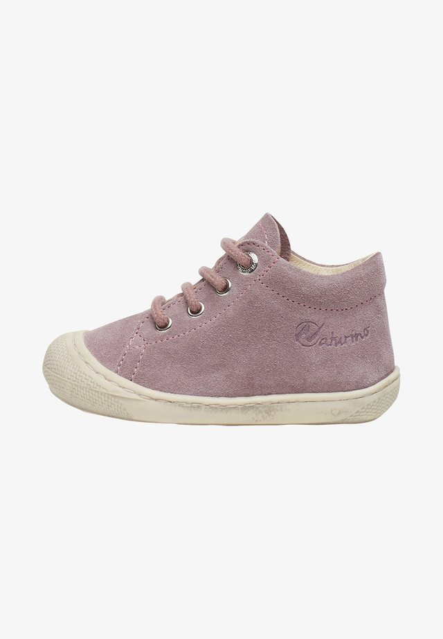 COCOON - High-top trainers - lilac