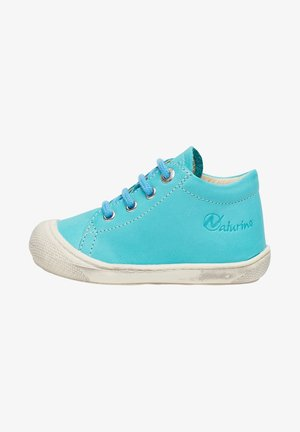 COCOON - Chaussures premiers pas - turquoise