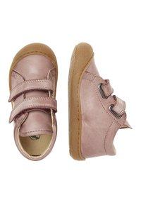 Naturino - COCOON - Lær-at-gå-sko - pink - 1