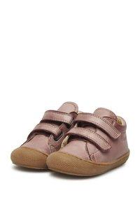 Naturino - COCOON - Lær-at-gå-sko - pink - 2