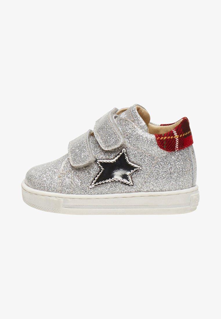 Naturino - FALCOTTO SASHA VL - Chaussures premiers pas - silver