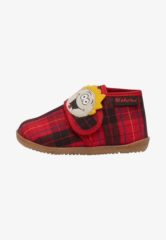 RAGDOLL - Pantofole - red
