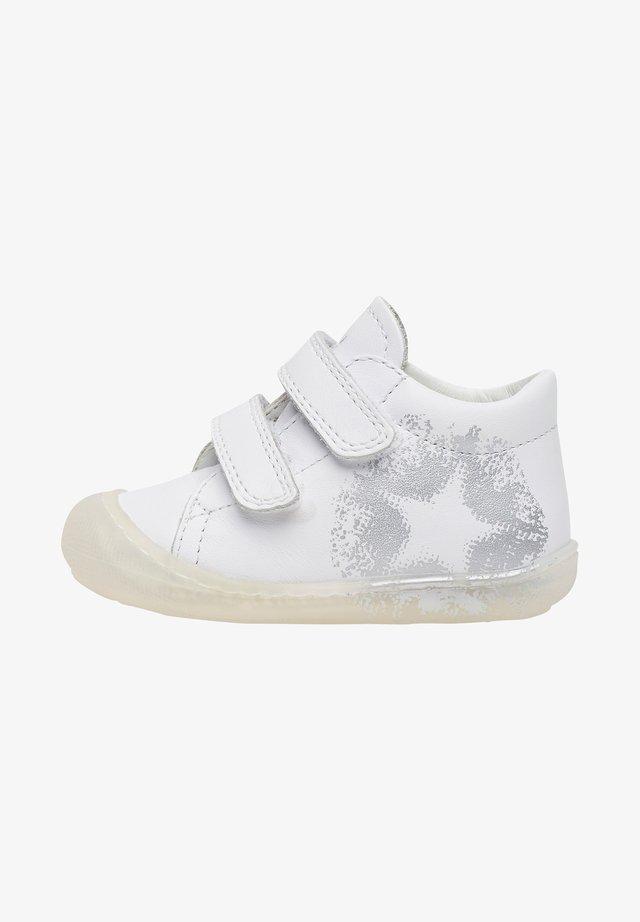 BITS VL BIANCO - Chaussures à scratch - white