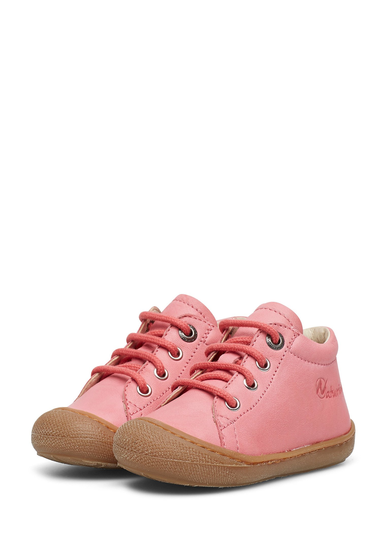Naturino COCOON - Baby shoes - light pink