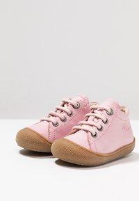Naturino - NATURINO COCOON - Baby shoes - rosa - 3