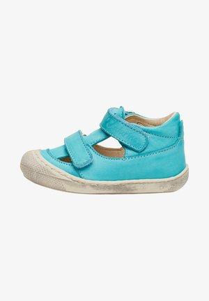 NATURINO PUFFY - Walking sandals - turquoise