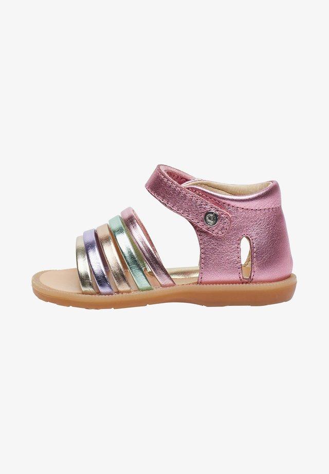 RUBINO - Scarpe primi passi - pink