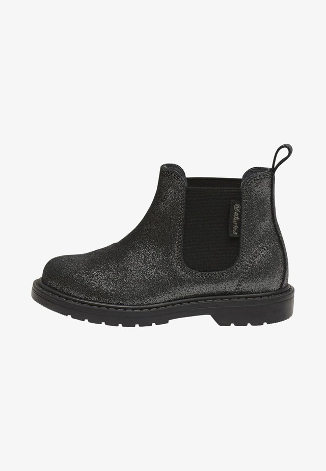 PICCADILLY - Classic ankle boots - silver