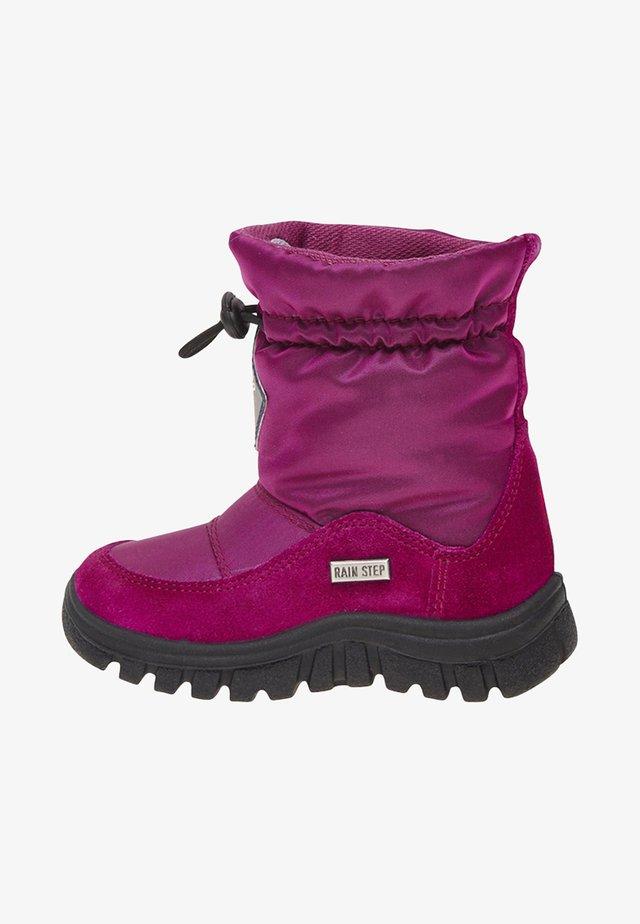VARNA - Stiefel - pink