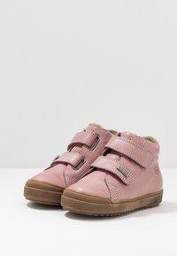 Naturino - NEW MULAZ  - Touch-strap shoes - rosa - 3
