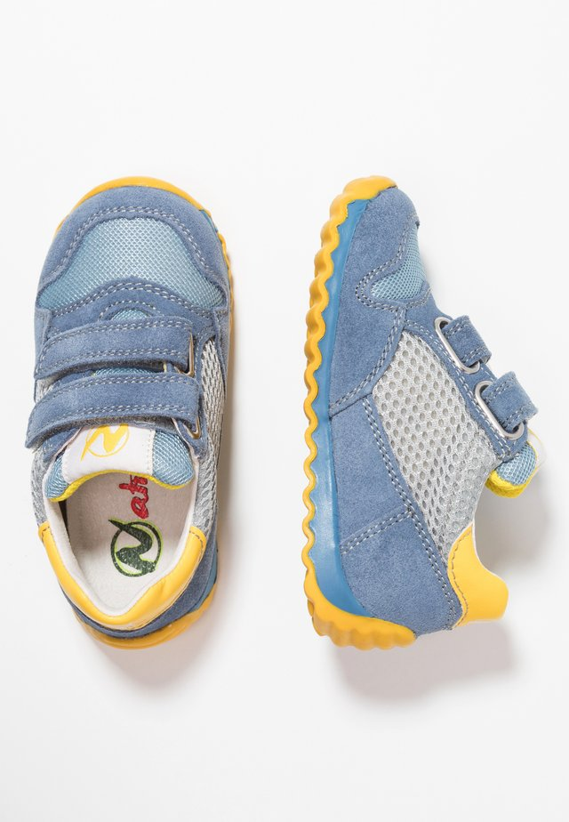 SAMMY - Baby shoes - jeans