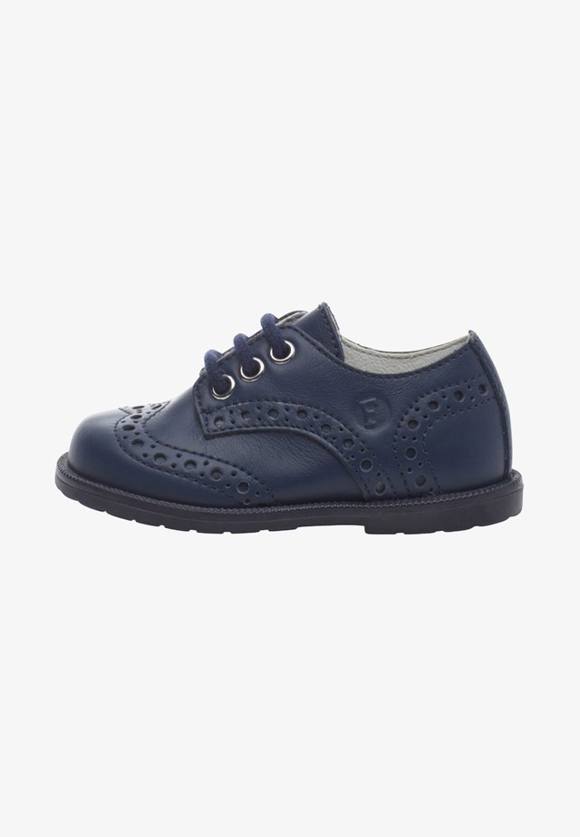 FALCOTTO TICKLE - Sneakers basse - blue