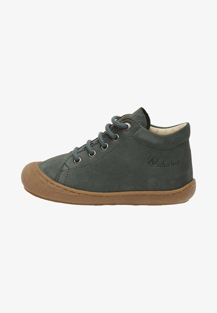 Naturino - COCOON - Baby shoes - dark green