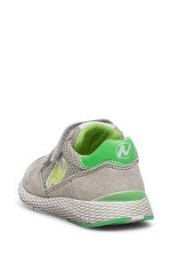 Naturino - SAMMY - Baby shoes - green - 3