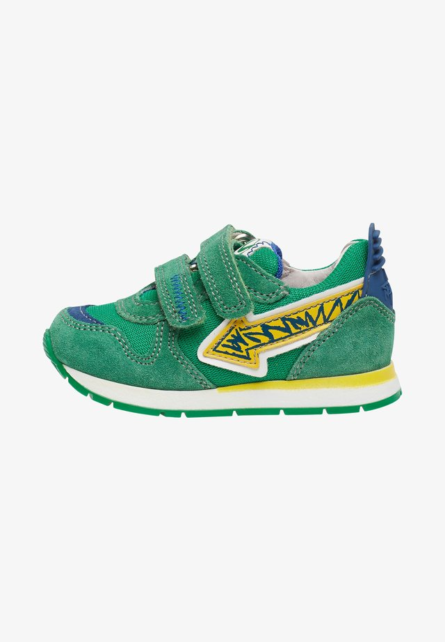 CRUNCH VL - Trainers - green
