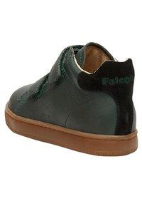 Naturino - Chaussures premiers pas - dark green - 3