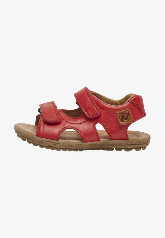 SKY - Baby shoes - red