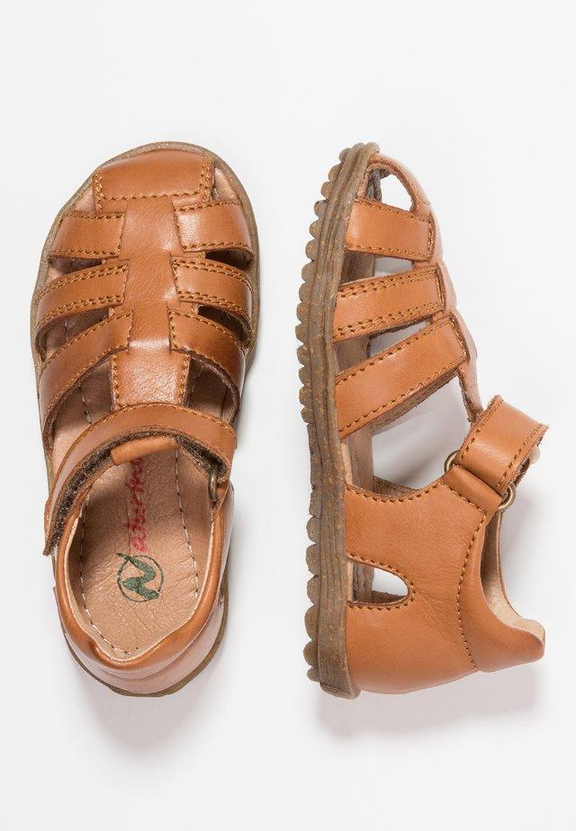 NATURINO SEE - Sandals - braun