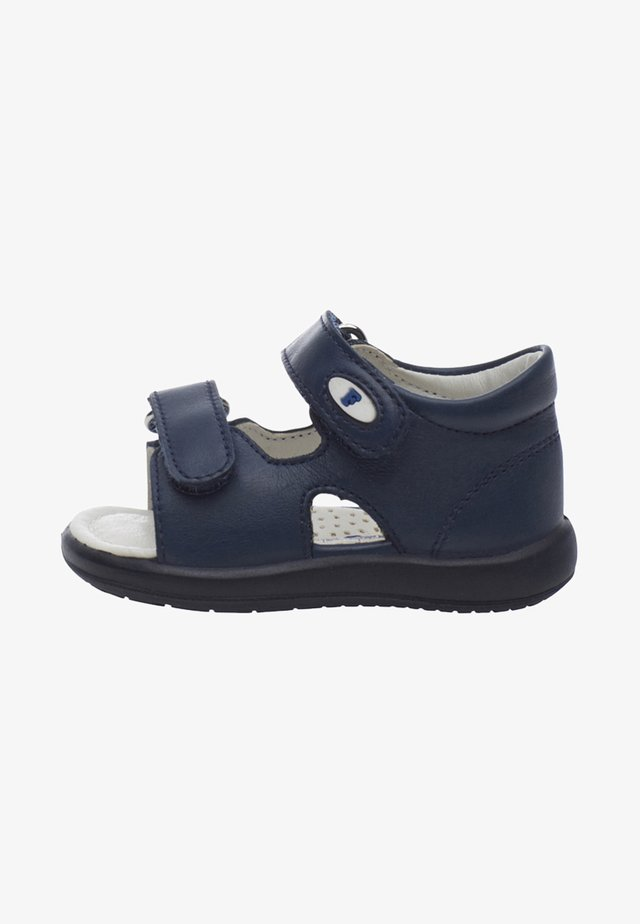 NEW RIVER - Sandals - blue