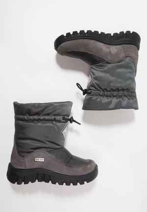 VARNA - Winter boots - dunkelgrau