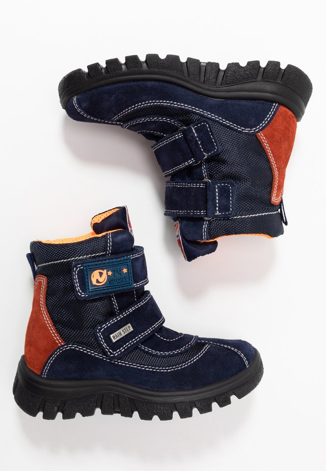 THORENS - Winter boots - navy