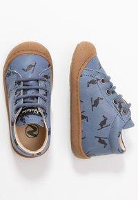 Naturino - COCOON - Chaussures premiers pas - hellblau - 0