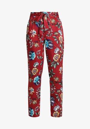 KAYSEY - Spodnie materiałowe - imprime