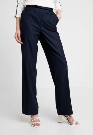 CARLY - Trousers - bleu marine