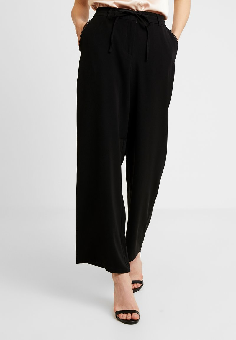 NAF NAF - Trousers - noir