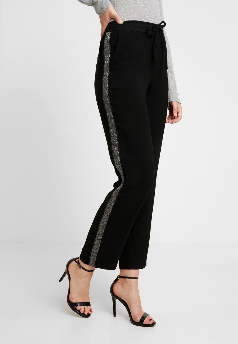 NAF NAF - EJOGA - Trousers - noir