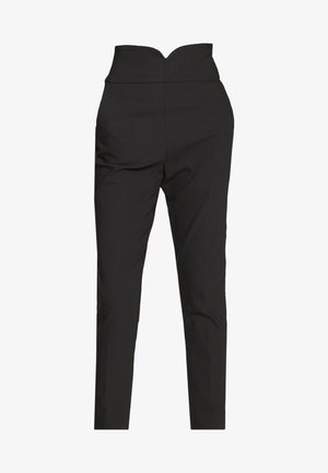 ESIGNO - Trousers - noir