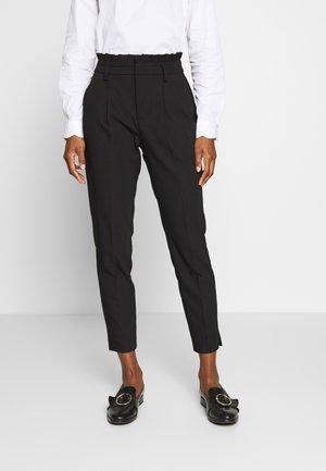 EPIPA  - Spodnie materiałowe - noir