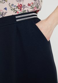 NAF NAF - KATHYTU - Áčková sukně - blue marine - 3