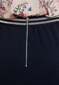NAF NAF - KATHYTU - Áčková sukně - blue marine - 5