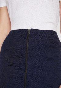 NAF NAF - ESNAKE - A-line skirt - fantaisie - 4