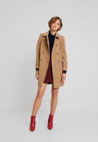 NAF NAF - ECOEUR - Mini skirt - fantaisie - 1
