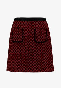 NAF NAF - ECOEUR - Mini skirt - fantaisie - 3