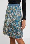 NAF NAF - LE PROTEST - A-line skirt - imprime
