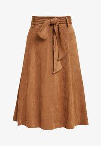 NAF NAF - ELOULOU - Áčková sukně - lama - 3