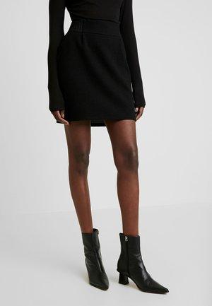 MAILLARD - Mini skirt - noir