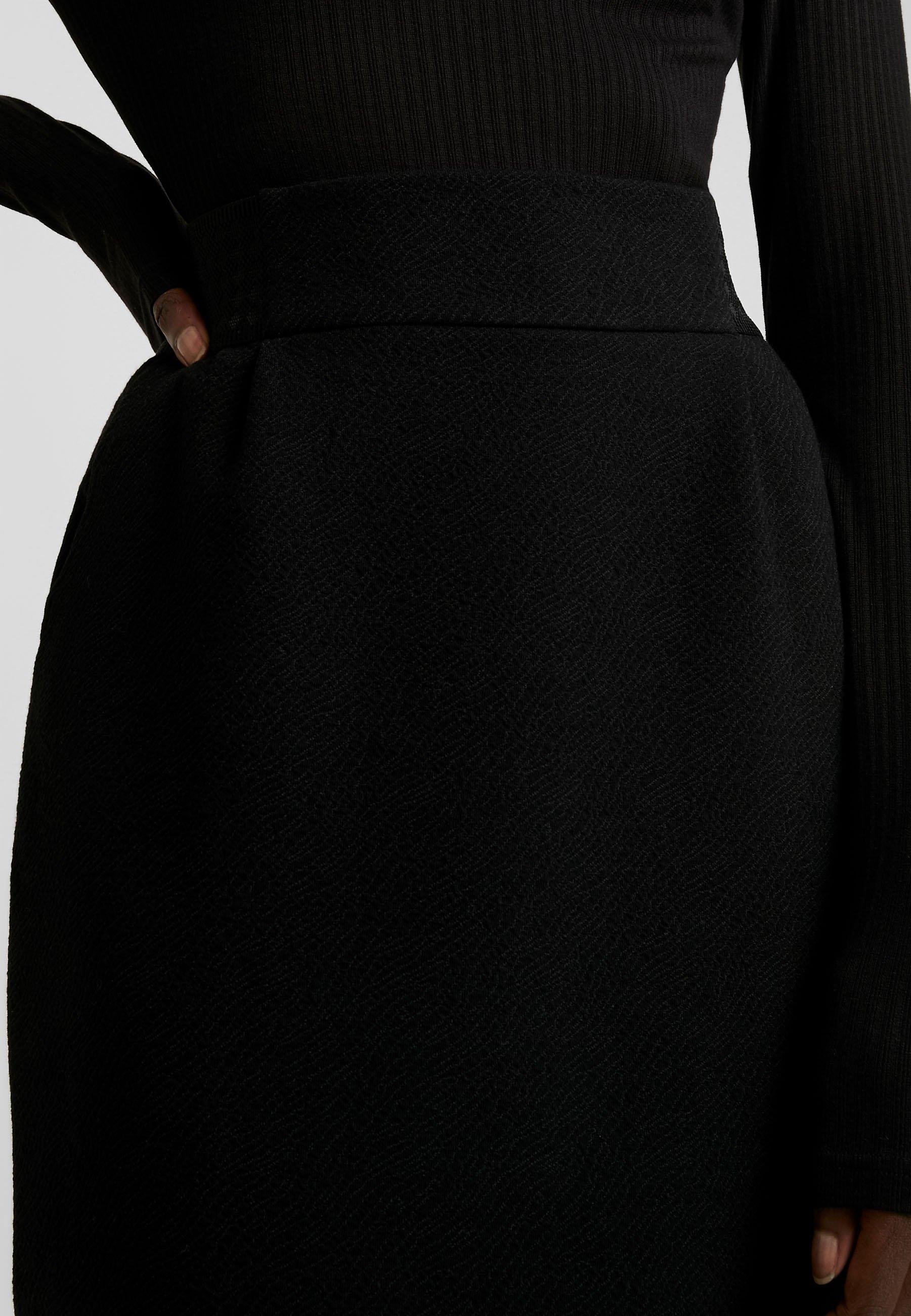 Naf Maillard - Minijupe Noir