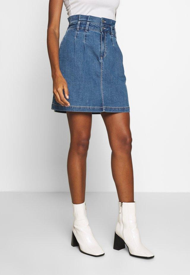 G-MARAIS - A-line skirt - double stone